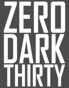 Zero Dark Thirty - Logo (xs thumbnail)