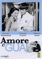 Amore e guai - Italian Movie Cover (xs thumbnail)