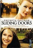 Sliding Doors - DVD cover (xs thumbnail)