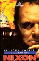 Nixon - Argentinian VHS movie cover (xs thumbnail)