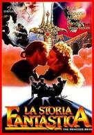 The Princess Bride - Italian Movie Poster (xs thumbnail)
