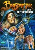 Beastmaster 2: Through the Portal of Time - German Movie Poster (xs thumbnail)