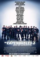 The Expendables 3 - Romanian Movie Poster (xs thumbnail)
