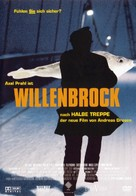 Willenbrock - German Movie Cover (xs thumbnail)