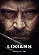 Logan - Latvian Movie Poster (xs thumbnail)