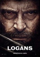 Logan - Latvian Movie Poster (xs thumbnail)
