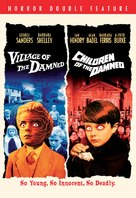 Village of the Damned - DVD cover (xs thumbnail)