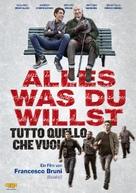 Tutto quello che vuoi - German Movie Poster (xs thumbnail)