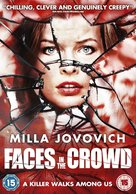 Faces in the Crowd - British DVD cover (xs thumbnail)