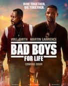 Bad Boys for Life - International Movie Poster (xs thumbnail)