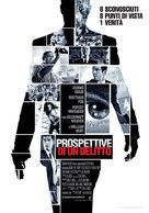 Vantage Point - Italian Movie Poster (xs thumbnail)