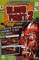 Blood Feast 2: All U Can Eat - Australian DVD cover (xs thumbnail)