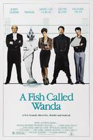 A Fish Called Wanda - Movie Poster (xs thumbnail)