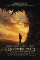 A Monster Calls - British Movie Poster (xs thumbnail)