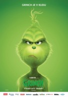 The Grinch - Czech Movie Poster (xs thumbnail)