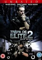 Tropa de Elite 2 - O Inimigo Agora É Outro - British DVD movie cover (xs thumbnail)