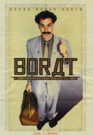 Borat: Cultural Learnings of America for Make Benefit Glorious Nation of Kazakhstan - Spanish Movie Poster (xs thumbnail)