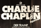 The Tramp - German Movie Poster (xs thumbnail)