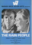 The Rain People - Spanish Movie Poster (xs thumbnail)