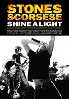 Shine a Light - Spanish Movie Poster (xs thumbnail)