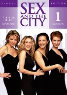 """Sex and the City"" - German DVD cover (xs thumbnail)"