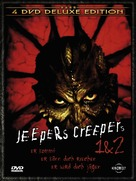 Jeepers Creepers II - German DVD cover (xs thumbnail)