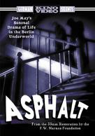 Asphalt - DVD cover (xs thumbnail)