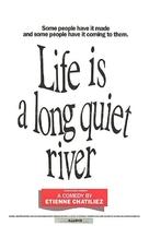 Vie est un long fleuve tranquille, La - Movie Poster (xs thumbnail)