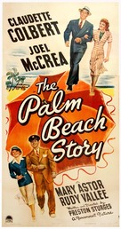 The Palm Beach Story - Movie Poster (xs thumbnail)