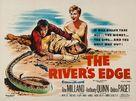 The River's Edge - British Movie Poster (xs thumbnail)