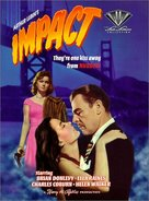 Impact - DVD cover (xs thumbnail)