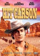 Kit Carson - DVD movie cover (xs thumbnail)