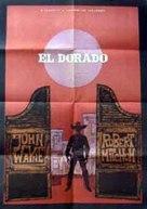 El Dorado - Romanian Movie Poster (xs thumbnail)