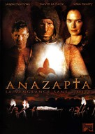Anazapta - French DVD movie cover (xs thumbnail)