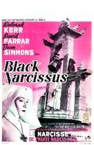 Black Narcissus - Belgian Movie Poster (xs thumbnail)