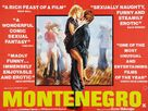 Montenegro - British Movie Poster (xs thumbnail)