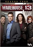 """Warehouse 13"" - DVD cover (xs thumbnail)"