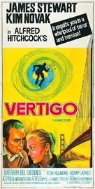 Vertigo - Australian Movie Poster (xs thumbnail)