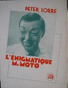 Think Fast, Mr. Moto - French poster (xs thumbnail)