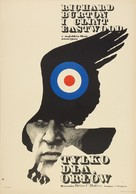 Where Eagles Dare - Polish Theatrical movie poster (xs thumbnail)