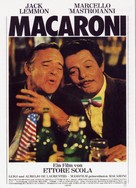 Maccheroni - German Movie Poster (xs thumbnail)