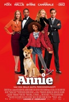 Annie - Estonian Movie Poster (xs thumbnail)
