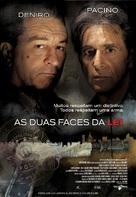 Righteous Kill - Brazilian Movie Poster (xs thumbnail)