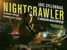Nightcrawler - British Movie Poster (xs thumbnail)
