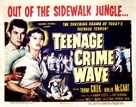 Teen-Age Crime Wave - Movie Poster (xs thumbnail)