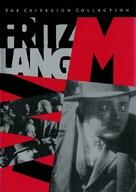 M - DVD cover (xs thumbnail)
