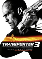 Transporter 3 - German Movie Poster (xs thumbnail)