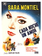 La dama de Beirut - Mexican Movie Poster (xs thumbnail)
