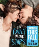 The Fault in Our Stars - Video release movie poster (xs thumbnail)