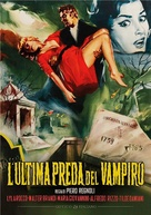 Ultima preda del vampiro, L' - Italian DVD movie cover (xs thumbnail)